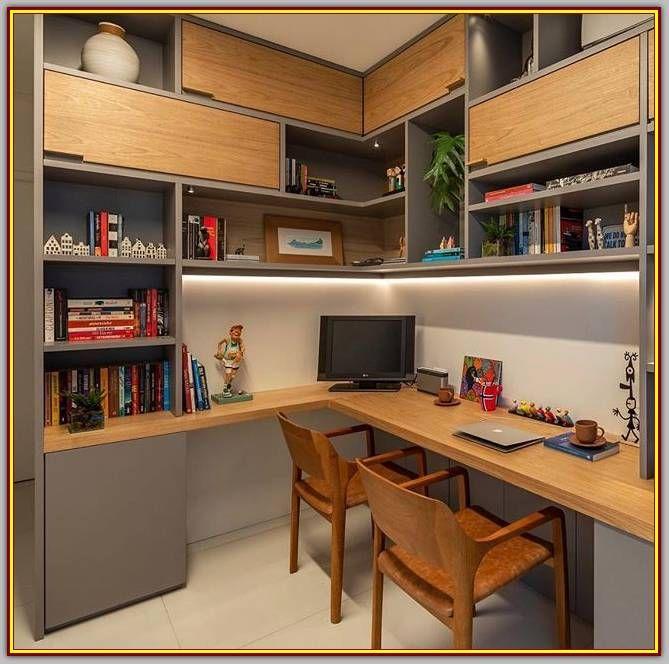 Most Popular Modern Home Office Design Ideas For Inspiration Modern Interior Design Small Home Offices Modern Home Office Home Office Decor