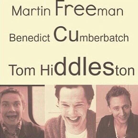 ~Free Cuddles~  #BritishActors