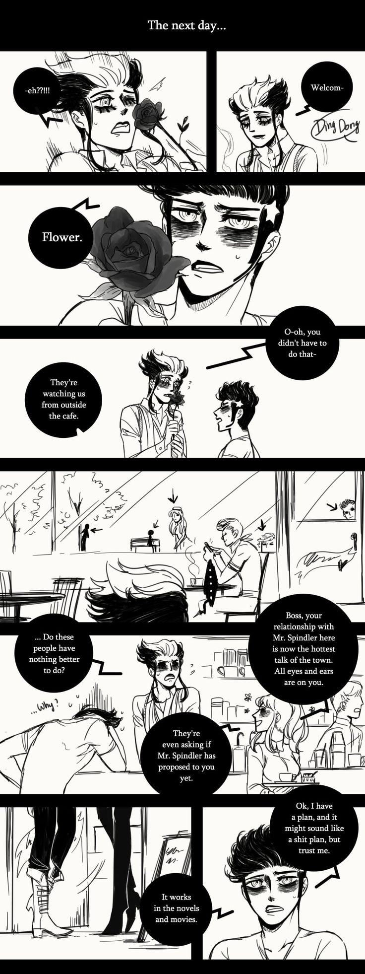 A Matter of Life and Death :: Special Episode: 1 Year Anniversary (Part 3) | Tapastic Comics - image 1