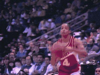 Spud Webb – 1986 Slam Dunk Contest