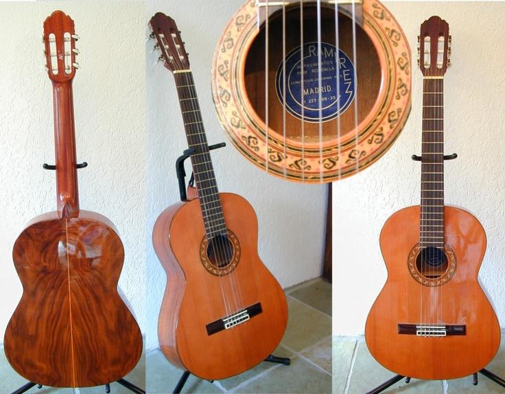 Ramirez Classical Guitar