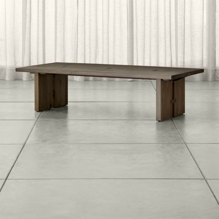 Shop Monarch Solid Walnut Coffee Table.  Our gorgeous Monarch coffee table showcases its handcrafted on a grand scale.