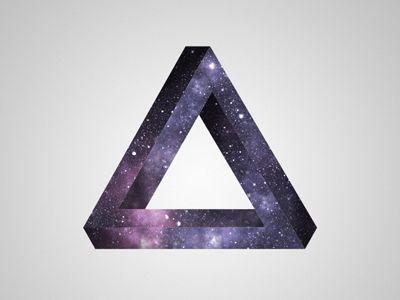 Dribbble - Triangle by Jonathan Lochhead