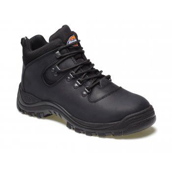 Dickies FA23380A Fury Super Safety Hiker Boot Oiled Black