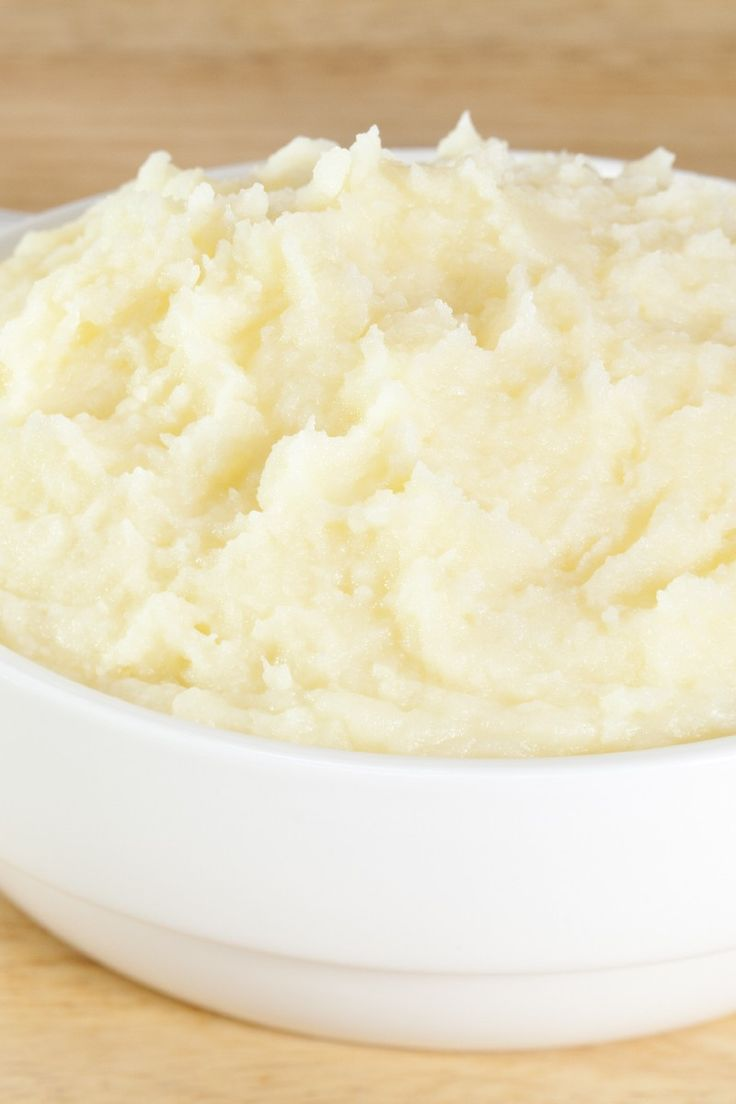 Weight Watchers Creamy Mashed Cauliflower Recipe - Low Carb!