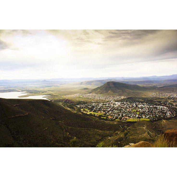 Nothing beats a good hike Graaff-Reinet, South Africa.