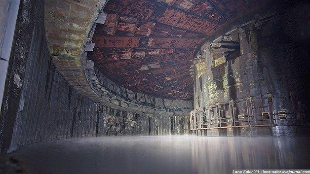 Schlafende Schönheiten - NPO Energomash, Russland