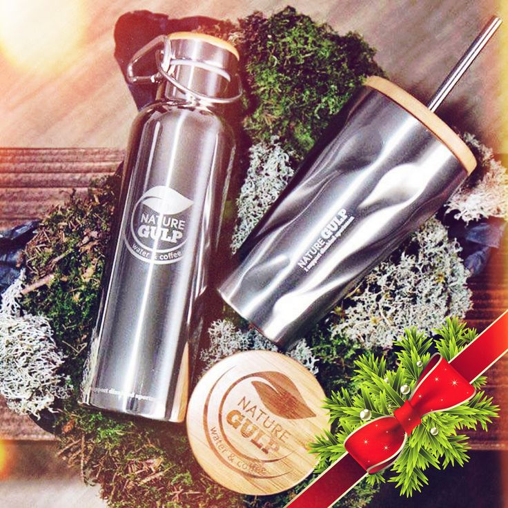 👉🏽Ready for Christmas? 🎅🏼If you don't have🎁for someone who cares about the nature and doesn't like plastics, then try our stainless steel water bottle and tumbler⭐️Cyber Monday today - last day to get a special price☺️#cybermonday . . . #sport #fitness #clean #getinshape #inshape #healthy #gains #instafit #fitfam #strength #progress #lovewhatyoudo #weightlifting #girlswholift #fitness #workout #motivation #loveyourlife #gamestriong #gym #strong #fresh #fitness #nature #naturegulp