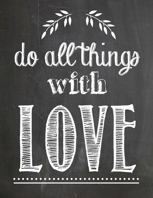 cute chalkboard quotes