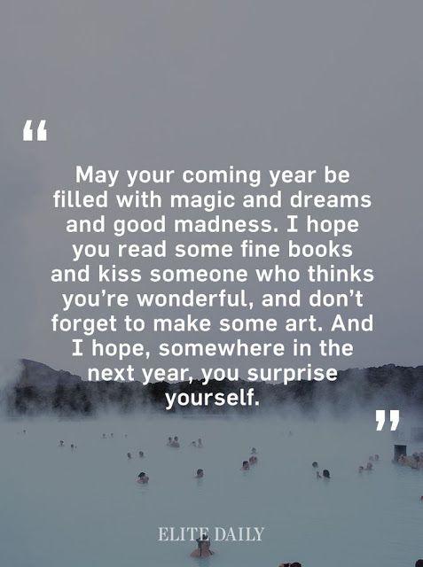 For girls: Os Meus Desejos para 2016