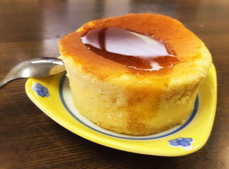 厚みのあるパンケーキ pancake