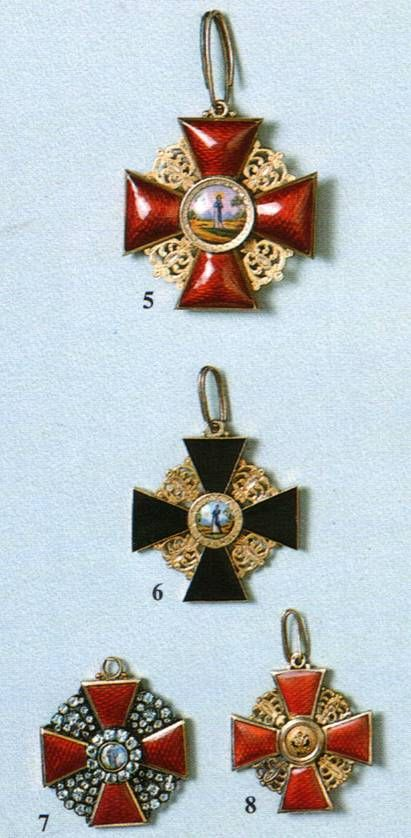 крест святой Анны