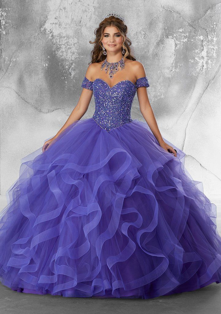 34ae79d8ef Vizcaya by mori lee 89185 quinceanera dress in 2019