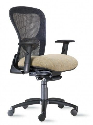 9to5 Strata Is A Fully Functional Chair With Mesh Back It Available In