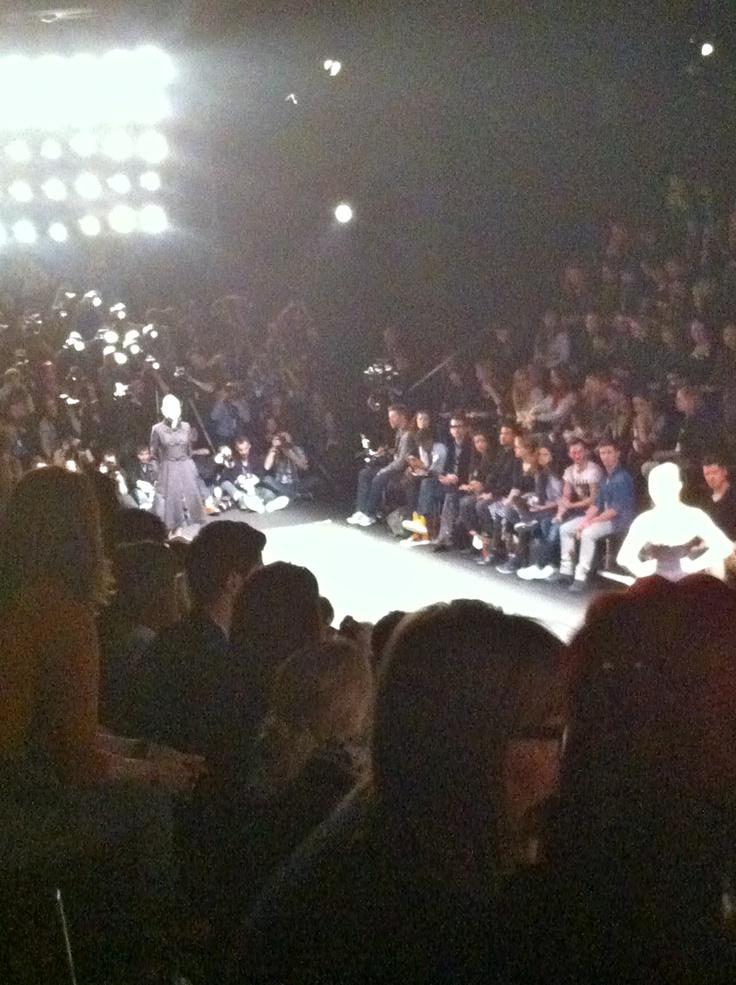 Lena Hoschek @ Mercedes-Benz Fashion Week Berlin