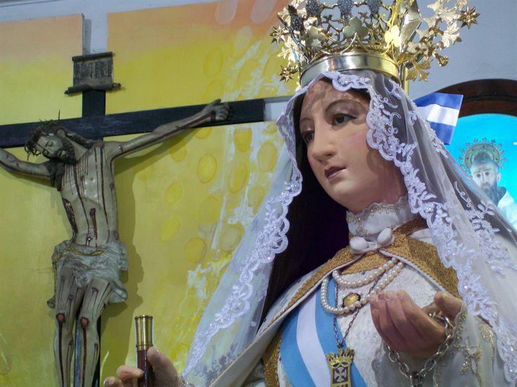 imagen de María de la Merced de Santiago del Estero Argentina Orden de la Merced