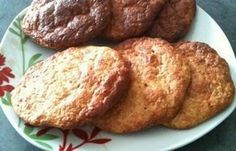 Régime Dukan (recette minceur) : Biscuits Moelleux au citron #dukan…
