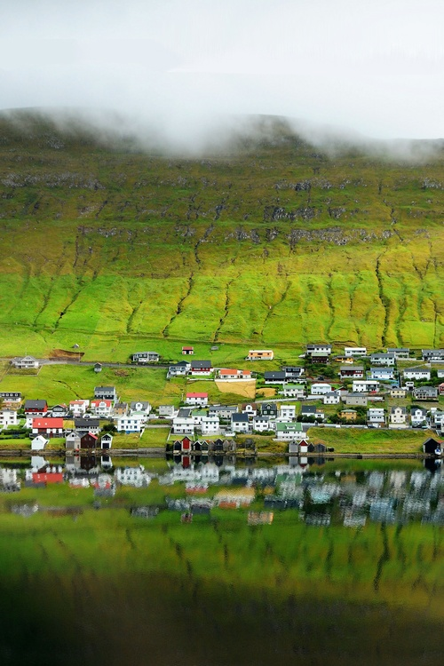 Faroe islands   I dream of visiting here one day.