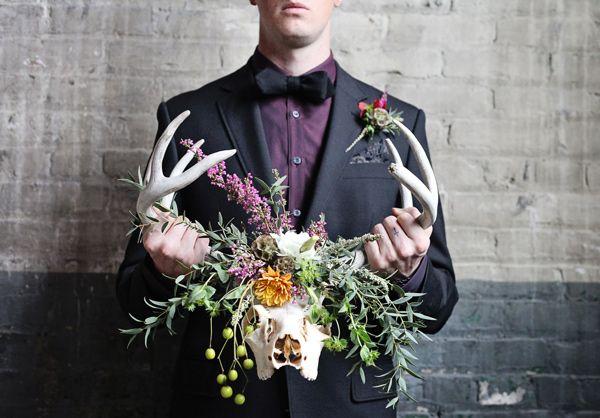 Victorian Revisited Wedding Ideas