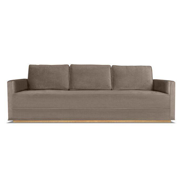 Jakarta Velvet 84 Square Arm Sofa In 2020 Sofa Best Sofa Velvet Sofa