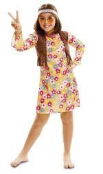 Dětský kostým - Hippiesačka 466Kč