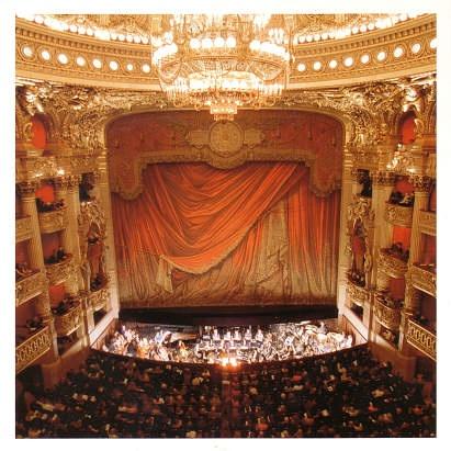 Opera National de Paris, Saison 2010-2011 « LRRCREATIVE by Luis Roberto Rios