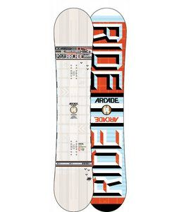 Clearance Ride Arcade Wide UL Snowboard for Sale - Mens