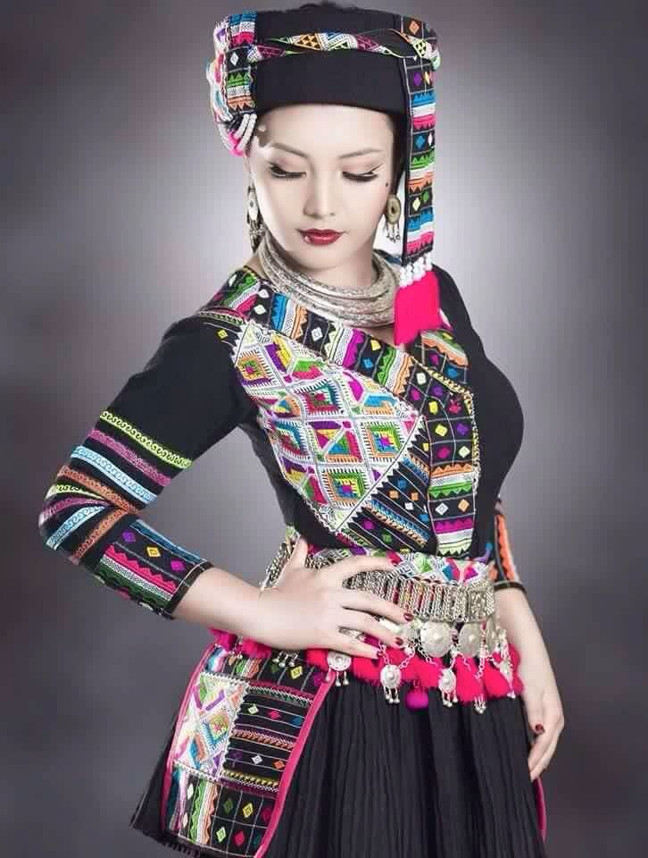 The best hmong clothing ideas on pinterest