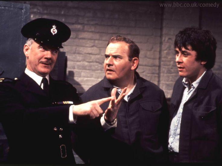 Porridge-One of my fav comedy series'