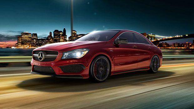 CLA CLASS | Mercedes Benz Jakarta