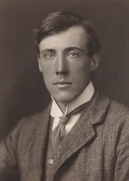 "Julian Thoby Stephen (1880–1906), known as the Goth, was the elder brother of several members of the Bloomsbury Group, namely his sisters Vanessa Bell & Virginia Woolf & his younger brother Adrian. Thoby Stephen was the eldest son of Leslie Stephen & Julia Prinsep. As the result of his mother's first marriage, he was also a half-brother of George & Gerald Duckworth. He was a friend of Lytton Strachey, who was enchanted by his masculinity & introduced him to the ""Reading Club""."