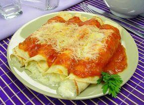 Receitas de Panqueca 3 queijos, tudo de gostoso, você só encontra aqui!