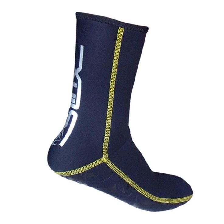 3mm Neopren Männer Frauen Tauchen Socken Schwimmen Bademode Neoprenanzug Verhindern Kratzer Warme Schnorcheln Speerfischen Socke