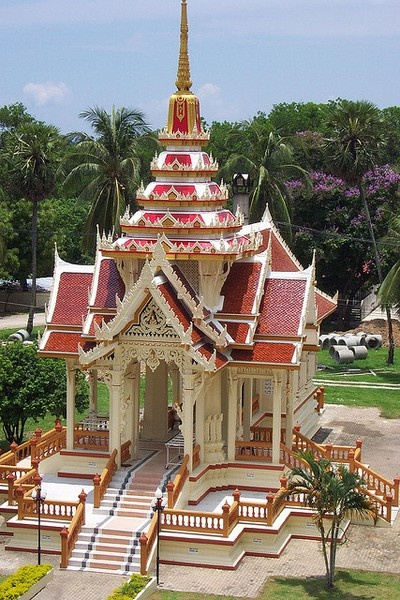 Tailandia...