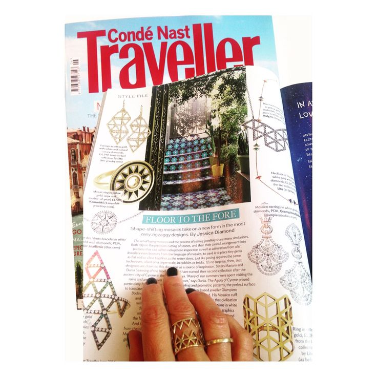 Conde Nast Traveller, June 2016