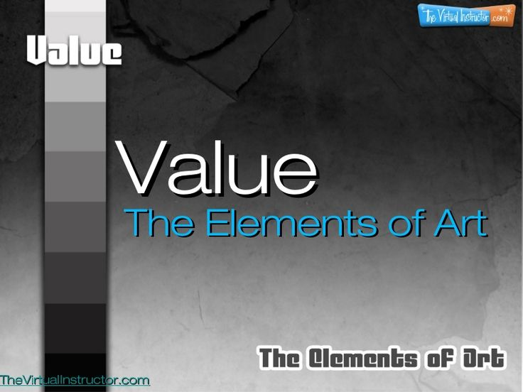 Importance Of Elements Of Art : The element of art value is discussed in this presentation