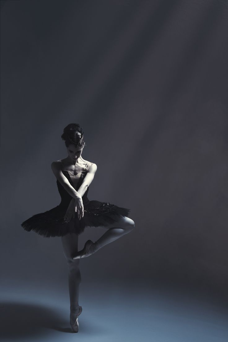 Photographer: Mark Crislip - Pitch Black Photography, Model: Jolanta Lubēja @ Latvian National Ballet - Dark Beauty Magazine