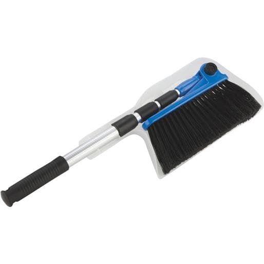 Camco Mfg. Inc./RV Rv Broom And Dustpan 43623 Unit: Each