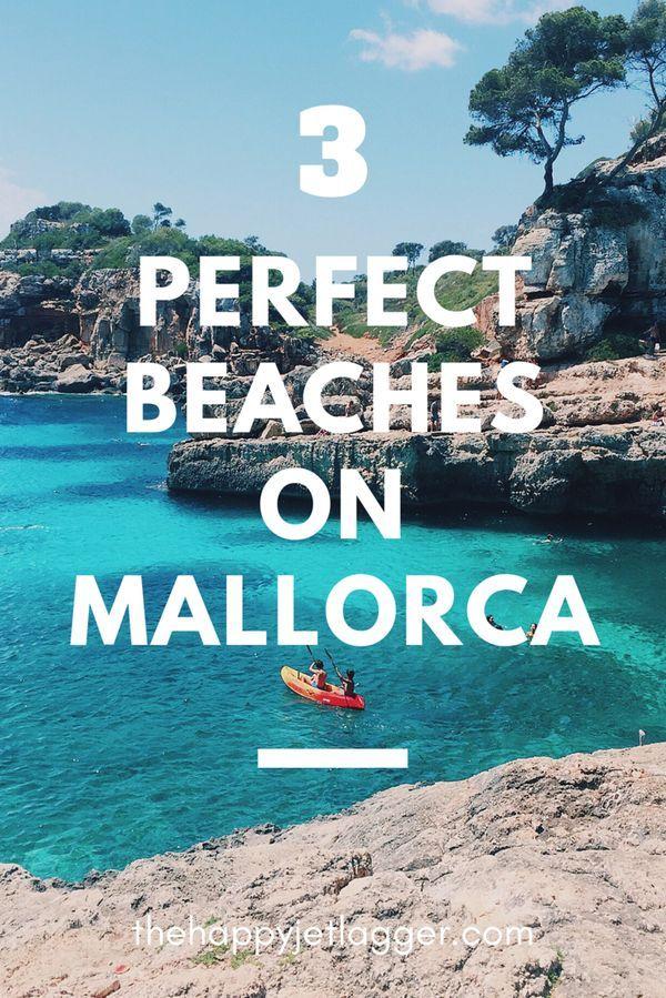 Three perfect beache