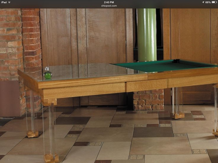 Superieur Modern Dining Pool Tables