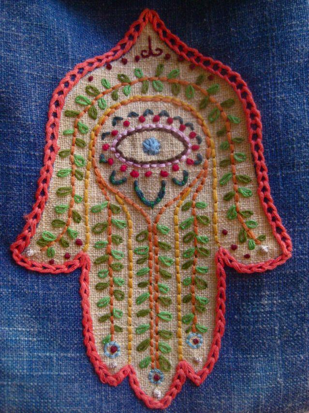 245 Best Hamsa Art Images On Pinterest Fatima Hand