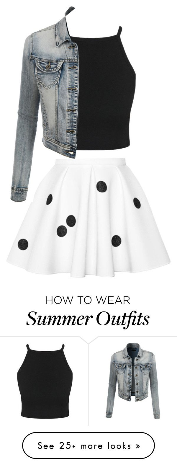 """""""Outfit"""" by slothhugs on Polyvore featuring LE3NO KittyGoesToBrighton fun flirty janeundone https://www.janeundone.com/2016/08/02/kitty-goes-to-brighton-other-untold-tales-from-pride-prejudice/"""