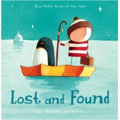 little Dues: Libros Lost and Found Oliver Jeffers
