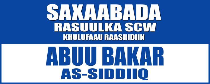 Khulufaau Raashidiin 1
