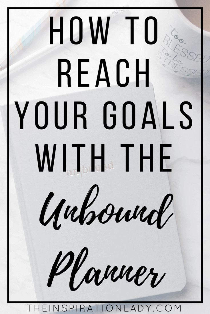 January may have come and passed, you can still get your butt in gear to achieve all of your 2018 goals! Here's how I'm being super productive with the Unbound Planner.