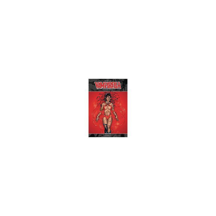 Best of Vampirella Masters Series Omnibus (Paperback) (Grant Morrison & Mark Millar & Warren Ellis &