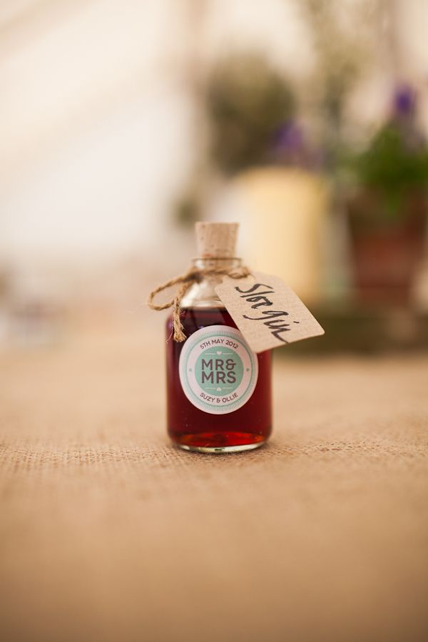 """Favours idea--label that says either """"drink me"""" like in Alice in Wonderland"""