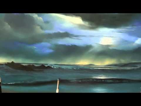 Pastel Morning Wave - Paint with Kevin Hill - YouTube