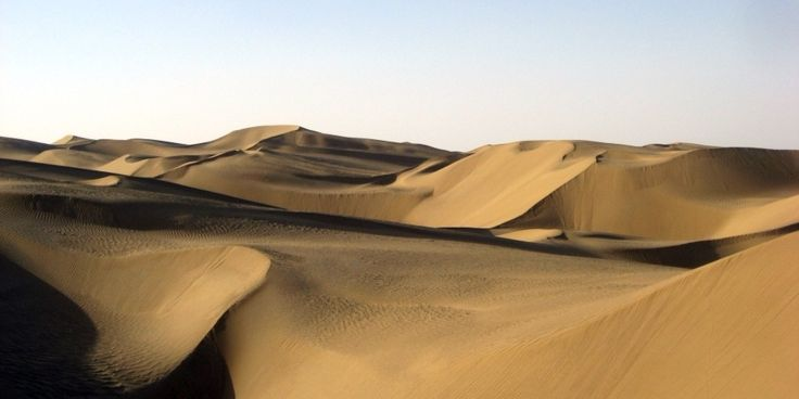 Experts say it could change how we define desert.