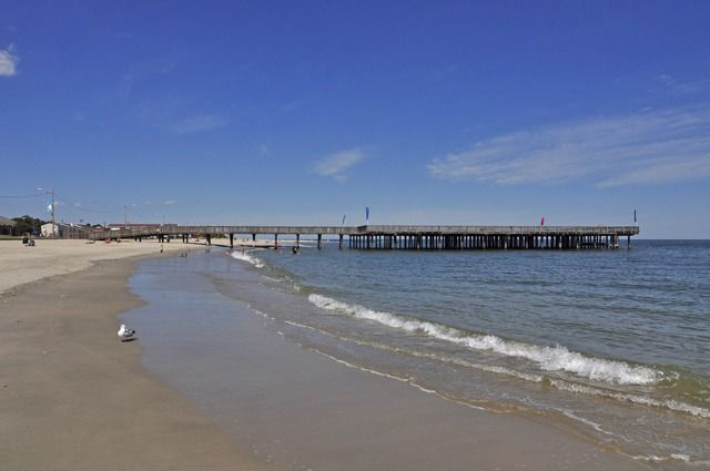 Beaches in Williamsburg, Yorktown, Hampton, Newport News, Virginia Beach, and Beyond...